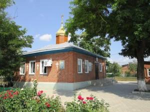 Православный приход храма великомученика Георгия Победоносца